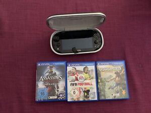 Playstation Vita Inkl. 3 Spielen