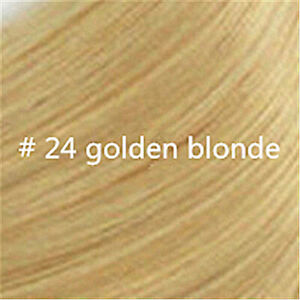 More Color 10-30Inch 6D Pre-bonded Remy Human Hair Extensions 20gram 40 Strands