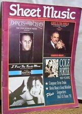 SHEET MUSIC MAGAZINE STYLE SEP/OCT 1991