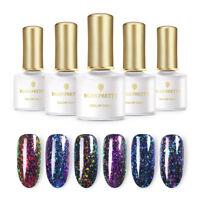 BORN PRETTY 6ml UV Gel Polish Chameleon Glitter Nail Art Soak Off Gel Varnish