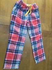 Boys Johnnie B Boden Brushed Cotton Tartan Baggies/trousers Age 9-10 Years