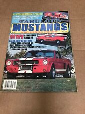 Fabulous Mustangs And Exotic Fords Magazine July 1985