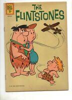 The Flintstones #2 (#1) TOUGH in HIGH GRADE VF+ 8.0/8.5 DELL 1961! MOVIE COMING!