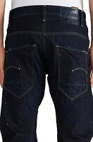 NEW RRP $289 Mens G-Star Raw 'ARC 3D LOOSE TAPERED' DARK AGED Jeans W29 L32