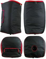 PAIR DEURA THICK Padded Cover FIT JBL EON515 SBA-115 PA DJ Powered Speaker BAGS