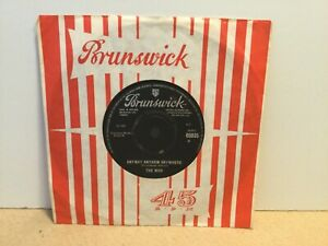 """The Who – Anyway Anyhow Anywhere - 7"""" Vinyl Single- 1st - Ex – 1965 – REF.8758"""