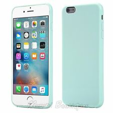 for Apple iPhone 6S Plus 5.5'' Soft TPU Silicone Gel Back Cover Case Solid Color