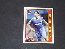 237 MICHAEL BALLACK CHELSEA BLUES TOPPS PREMIER LEAGUE FOOTBALL 2008-2009 PANINI