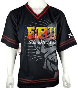 T-shirt Tee Premium Cotton 3XL 4XL 5XL 6XL Big & Tall Revolution wrap design