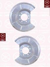 Spritzblech Bremsstaubblech Ankerblech Satz hinten Ford Focus II Bj. 03-12