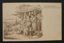 Künstler Litho AK Ludwig Richter Gaber 1900 Verlag Wigand Leipzig Vorläufer ???