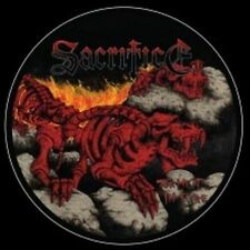 SACRIFICE - Torment In Fire - Picture Disc Vinyl LP - Thrash Metal - SEALED 500