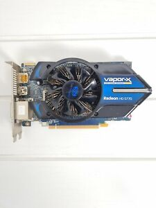 ATI Vapor-x Sapphire Radeon HD 5770 1GB OC Graphics Card *Read*