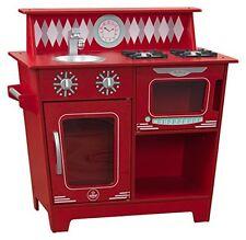 Kidkraft Classic Küchenzeile-rot 53362 NEU