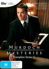 Murdoch Mysteries Season Series 12 DVD R4