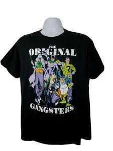 Official DC Comics The Original Gangsters Catwoman Penguin Riddler Joker, Large