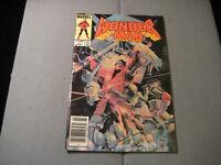 Wonder Man #1 (1986 Marvel) Newsstand MID GRADE