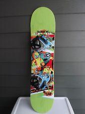 "Salomon Youth Snowboard w/ Burton Grom Snowboard Binding 39.5"""