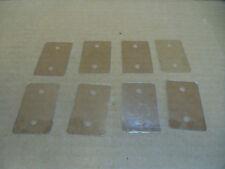 8 Glimmerscheiben MT-200 für  2SA1216 / 2SC2922 u.ä.