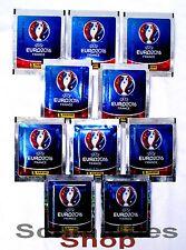 PANINI - UEFA EURO 2016 - 10 Booster Tüten a' 5 Karten