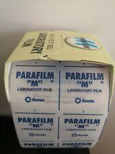 environ 5.08 cm environ 76.20 m Parafilm M Laboratory Sealing Film 2 in X 250 FT Rouleau Complet Rouleau prix exceptionnel