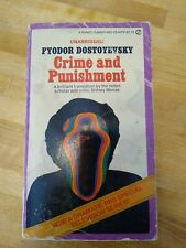 Crime And Punishment And The Brothers Karamazov paperbacks pre-owned