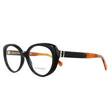 Burberry Glasses Frames BE2251 3637 Black 53mm Womens