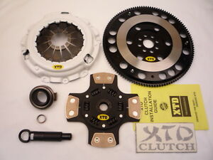 XTD STAGE 5 CLUTCH & FLYWHEEL KIT RSX CIVIC Si K20A3 K20A2 K20Z1 *Sprung* jdm
