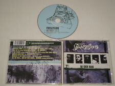 FREESTYLES/WE ROCK HARD/JIVE ROUGH TRADE 116.3500.2) CD ÁLBUM