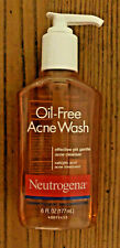 Neutrogena Oil-Free Acne Wash 6-oz (Pack of 6)