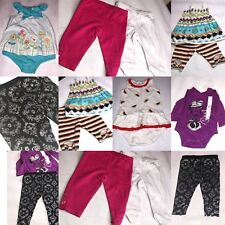 8 PC. LOT OF BABY GIRL CLOTHES 3 MONTHS NWOT BG03