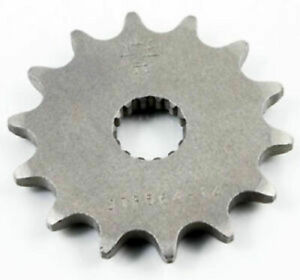 14T 520 Front Sprocket for 1987-2004 Yamaha YZ125 / 1992 WR200  JTF564.14