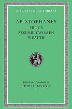 Frogs: WITH Assemblywoman AND Wealth by Aristophanes (Hardback, 2002)