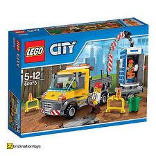 Lego 60073 Ciudad Portátil Wc Carro De Servicio Nuevo Y Sellado
