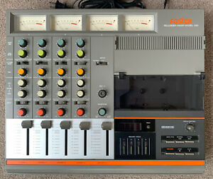 Fostex Model 250 4-Track Cassette Recorder / Mixer Tested, BGH mb