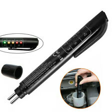 Car Brake Fluid Liquid Tester Pen Auto LED Indicator Test Tool