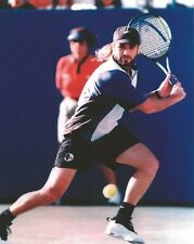 Andre Agassi 8X10 Photo Tennis Picture
