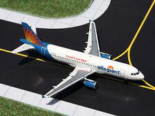 Gemini Jets Allegiant Air Airbus A320 GJAAY1325 1/400, REG# N217NV. New