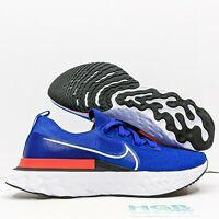 Nike React Infinity Run FK Men's Running Training Gym Blue White Red CD4371-400