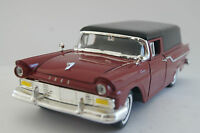 Road Legend Modellauto 1:18 Ford Ranchero 1957 Courier Sedan  Deliery