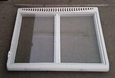 Frigidaire Refrigerator Crisper Cover with Glass Part # 240364735, 240350608