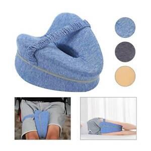 Memory Knee Pillow Leg Positioner Orthopedic Leg Cushion for Relief Knees Pain