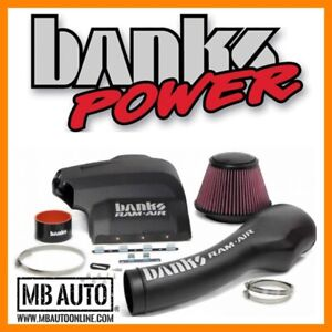 Banks Cold Air Intake fits 2011 2012 2013 2014 Ford F-150 6.2L Raptor Cleanable