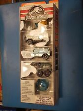 MATCHBOX Jurassic World Island Transport 5 PACK