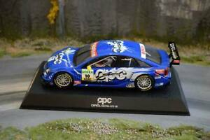 Scalextric - C2592 - Opel Vectra GTS V8 DTM - Blue - Boxed