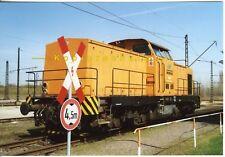MIBRAG Diesellok 166-70 Profen 2003 Foto (*8712)