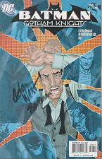 ADAM WEST Signed DC Comic BATMAN AND ROBIN   COA