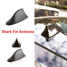 Universal High Quality Car Roof Carbon Fiber Pattern Look Shark Fin Antenna ABS