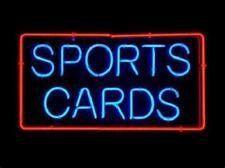 "New Sports Cards Bar Pub Wall Decor Acrylic Neon Light Sign 17""x12"""