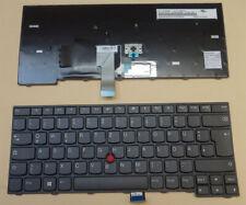 Original Tastatur IBM Lenovo ThinkPad Edge E470 E475 Deutsch QWERTZ DE Keyboard